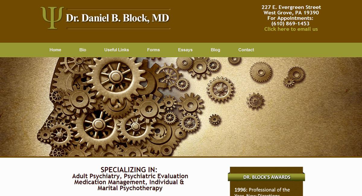 Dr. Daniel Block