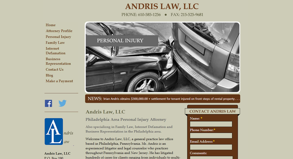 Andris Law