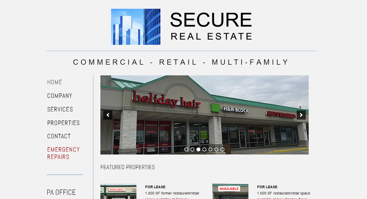 Secure Real Estate