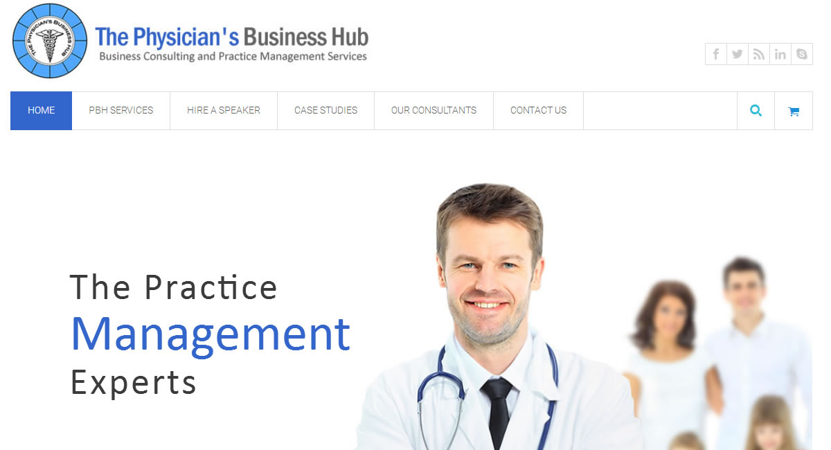 Physicians Business Hub
