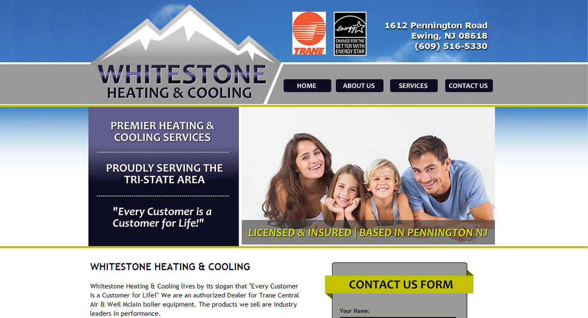 Whitestone Heating & Cooling