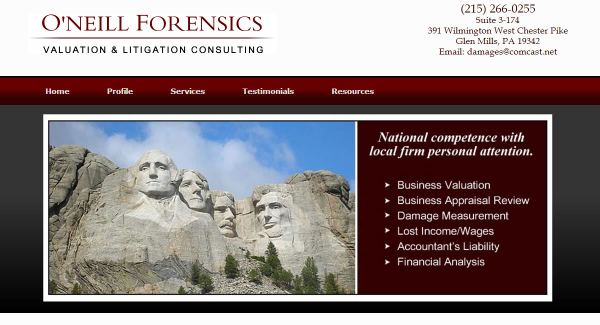O'Neill Forensics